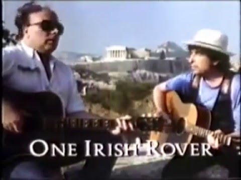 Bob Dylan and Van Morrison - Crazy Love (Athens 1989)