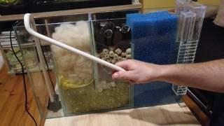 Sump do akwarium słodkowodnego