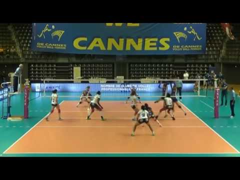 Yaremis Mendaro Leyva   Highlights 2016-17 France A1