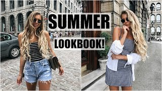 Summer Lookbook!