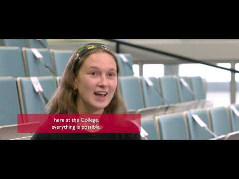 Student Representative SOPHIA SEEBER - APPLY to the COLLEGE OF EUROPE - Application Period 2021-2022