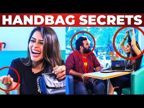 Kiki's Handbag Secrets & Favourite Crown Revealed   What's Inside the HANDBAG