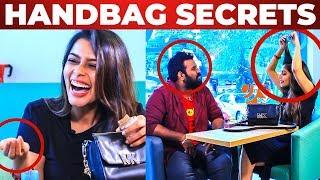 Kiki's Handbag Secrets & Favourite Crown Revealed | What's Inside the HANDBAG