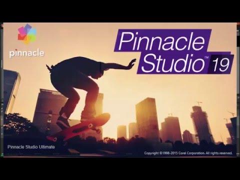 Видео-уроки Pinnacle Studio 19. Урок №1.