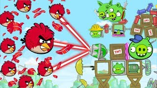 Angry Birds - EGG DEFENDER MAD BIRDS MIGHTY FEATHER R.I.P BAD PIGGIES