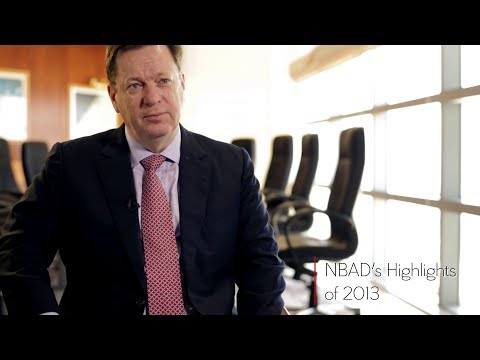 National Bank of Abu Dhabi (NBAD) CEO Alex Thursby on NBAD's growth ambitions