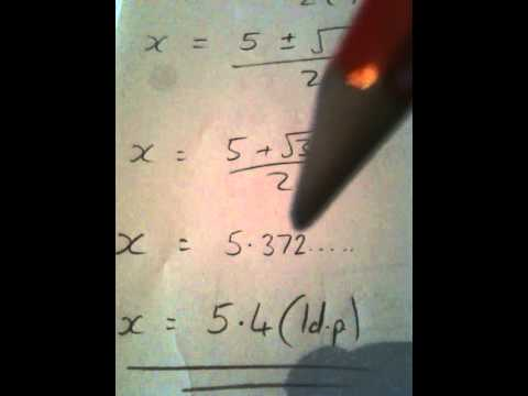 sqa intermediate 2 maths papers Written solutions and talk through explanations for the 2012 intermediate 2 maths paper 2 exam.
