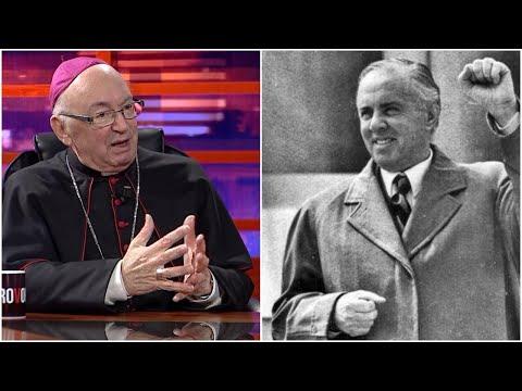 Imzot Frendo: Pse Enver Hoxha urrente me shume katoliket | ABC News Albania
