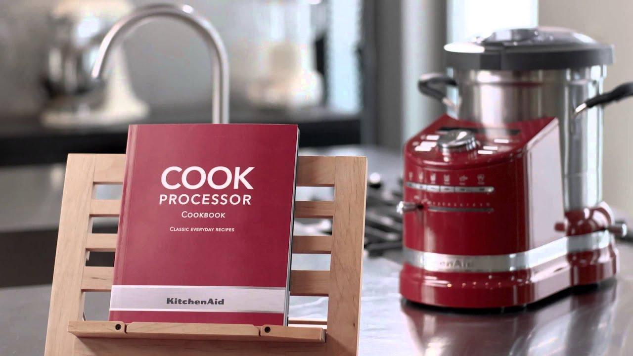 Cook Processor KitchenAid Artisan - YouTube