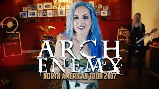 ARCH ENEMY - Will To Power (Tour Trailer)