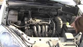 Ford Focus 1. Принцип замены стартера.(, 2016-04-27T10:20:38.000Z)