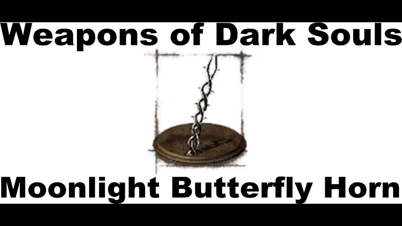Moonlight Butterfly Horn