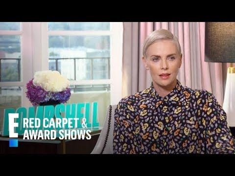 """Charlize Theron on Telling the Story Right in """"Bombshell"""" 