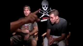 Steve-O and Chris Pontius Interview-Jackass:Number Two