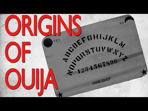 The Origins of the Ouija Board - Scary Story Time // Something Scary | Snarled