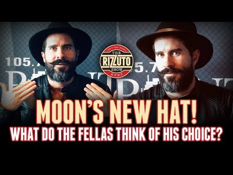 MOON addresses the infamous HAT from his UK trip [Rizzuto Show]