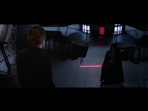 Luke Skywalker vs Darth Vader - Parte 1 (Episódio VI) Dublado [PT-BR] 1080p60f