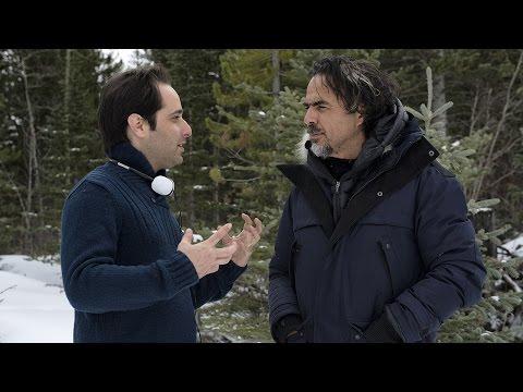 Alejandro G. Iñárritu and Tom Shoval, Rolex Mentor and Protégé in Film, 2014&x20132015;