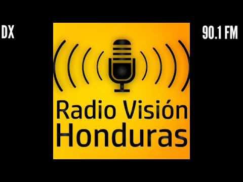 (DX) Radio Visión Honduras 90.1 MHz FM, Tegucigalpa, Francisco Morazán