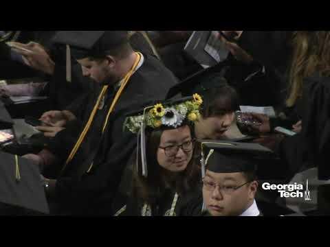 Spring 2019 Bachelor's AM Ceremony