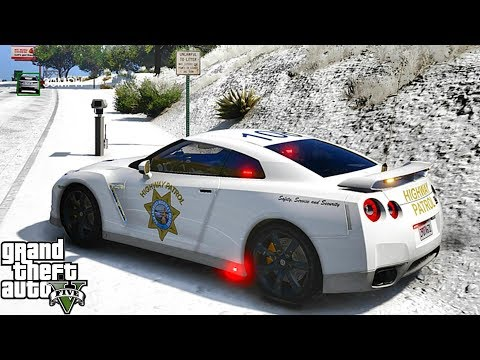 GTA 5 MODS LSPDFR 1004  - LIVE PATROL!!! (GTA 5 REAL LIFE PC MOD)