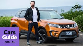 Suzuki Vitara S Turbo 2WD 2016 review | road test video