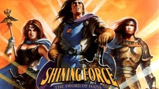 CGR Undertow - SHINING FORCE: THE SWORD OF HAJYA review for Game Gear
