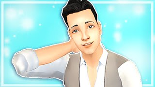 The Sims 2 | CC Shopping - Male Clothes + Default Skin