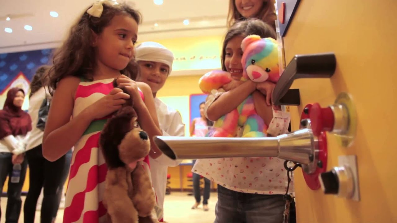Image Result For Build A Bear Youtube