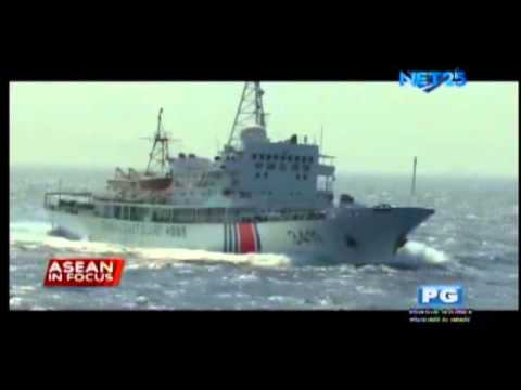 Philippines doesn't have a bilateral approach with China right now