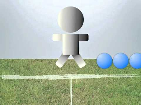 Six Ball Power Soccer - A Game For Building Soccer Skills