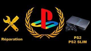 Nettoyer la Playstation 2 Slim problème de lire les CDs.