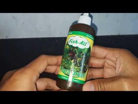 Pupuk Cair Tanaman Aquascape - YouTube