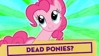 Is My Little Pony Based On Dead Girls? - Next Time on Cartoon Conspiracy - Channel Frederator