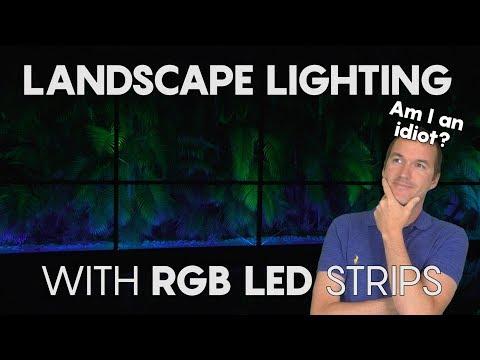 landscape-rgb-led-strip-lighting.-genius-or-stupid?