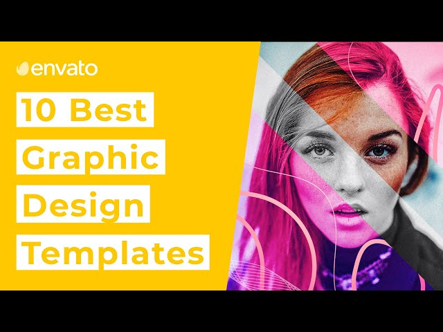Top 10 Best Graphic Design Templates [2019]