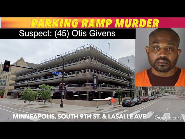Charged In Minneapolis Parking Ramp Murder