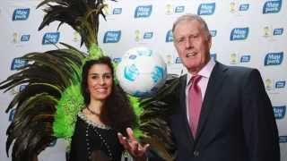 Geoff Hurst World Cup interview for Moy Park Chicken