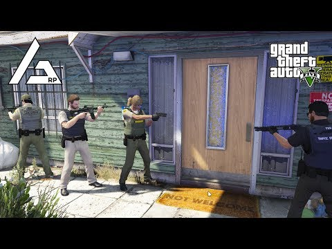 GTA 5 Roleplay - ARP - #179 - Barricaded Hostage Rescue!