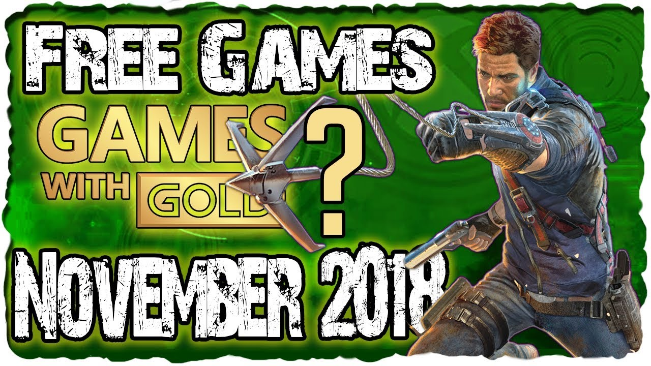 Xbox Games With Gold November 2018 Predictions Xbox