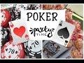 decoracion fiesta casino - YouTube