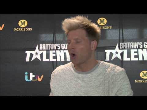 Britain's Got Talent 2014: Andrew Derbyshire chat