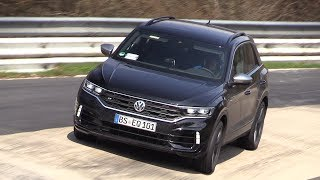 2020 Volkswagen T-ROC R - Exhaust SOUNDS On The Nurburgring!