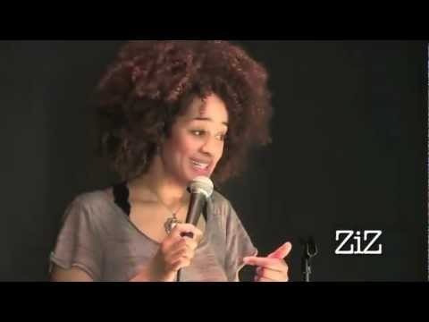 Calise Hawkins on her Daughter, Dating an Indian Guy, and More - Laugh Crash - 02/12/13