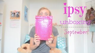 Ispy Unboxing! | September 2014! Thumbnail