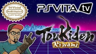 Sony Playstation Vita TV! Toukiden Kiwami.... The Best Vita Game Ever!!!