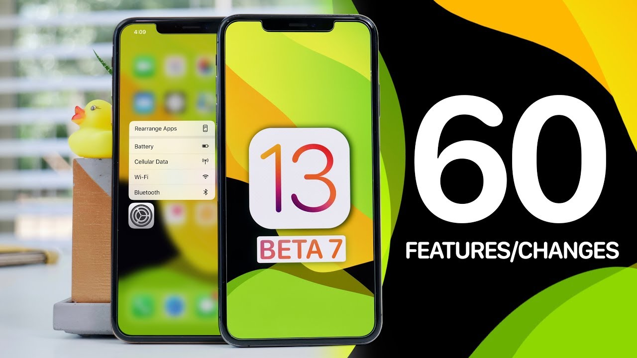 iOS 13 Beta 7! 60 New Features & Changes