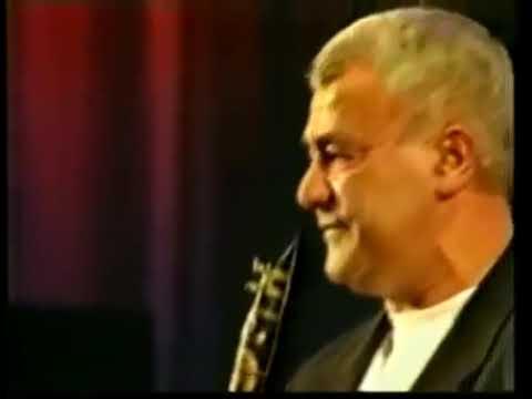 Армянские кларнетисты в Москве Останкино Королёвский зал 2002г