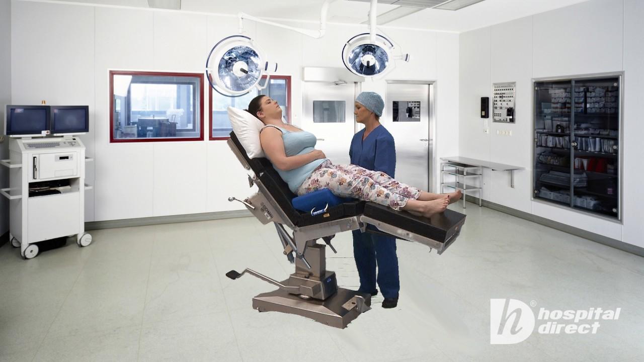 Samarit Beach Chair  Shoulder Surgery Positioning
