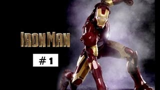 Iron man Mission 1 Full game Walktrought Gameplay XBOX 360 PS 3 PC